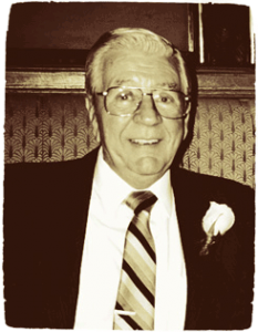 Our founder, George Pinel Senior