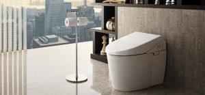 TOTO Neorest luxury toilet bidet