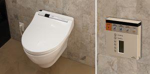 TOTO Washlet bidet toilet seat