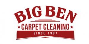 Big Ben Carpet Cleaning logo