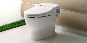 Neorest toilet washing seat