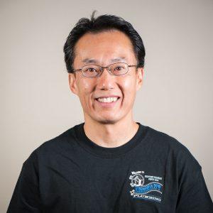 Portrait of Wayne D., Parts Manager