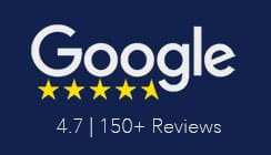 Google Plumbing Reviews Footer