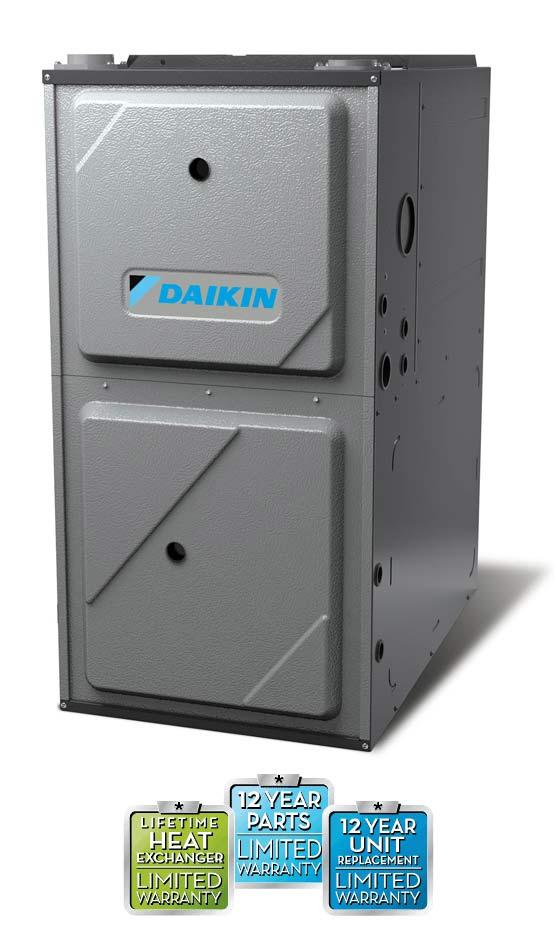 furnace diakin model