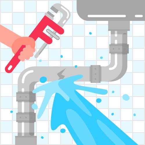 supply-tube-failure