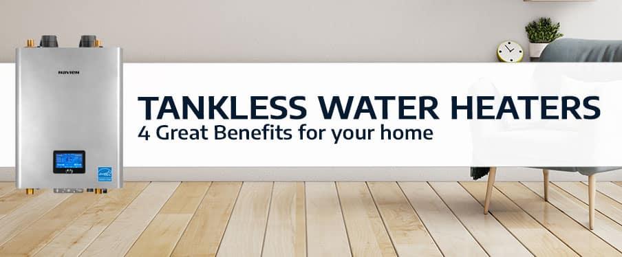 kless water heater benefits